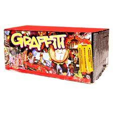 Pirotechnika Graffiti kompact 88 strzałów