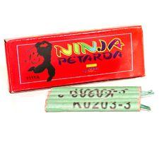 Pirotechnika petarda Ninja 3x explo  (10 szt.)