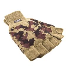 Maskujące rękawice termiczne