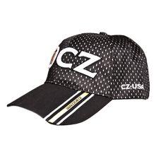Czapka z daszkiem CZ baseball, czarna