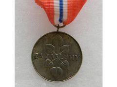 Słowacki Medal Zasługi