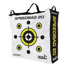 Mata lucznicza Speed Bag, 51 x 51 x 20cm, czarna
