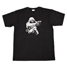 Koszulka CZ 75 P-09, kolor czarny, rozmiar L