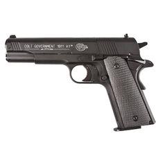 Pistolet pneumatyczny Colt Government 1911, czarny, kaliber 4,5mm