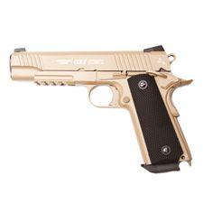 Pistolet pneumatyczny Colt M45 CQBP FDE kal. 4,5 mm