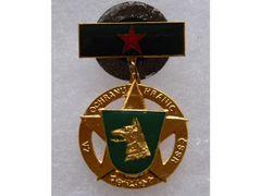 Odznaka Border Protection CSR