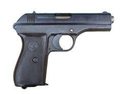 Dezaktywowana pistolet CZ 27