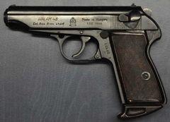 Dezaktywowana pistolet Fég Valam 48 kal. 9 mm Browning