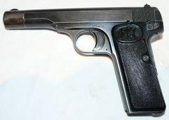 Dezaktywowana pistolet Fn kal. 9 Browning 1922