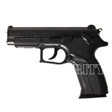 Airsoft pistolete Grand Power K100 CO2 GNB metalowa zjeżdżalnia