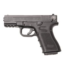 Pistolet airsoft M22 Gas BB 6 mm, czarny