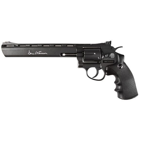 """Rewolwer typu airsoft Dan Wesson 8"""" CO2, 4,5 mm (.177)"""