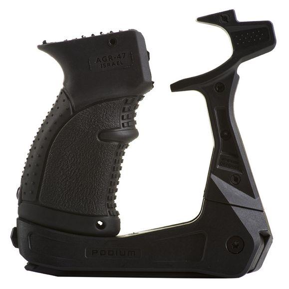 AK-PODIUM platforma z dwójnogiem do broni  typu AK-15 (dołączona rękojeść pistoletowa)