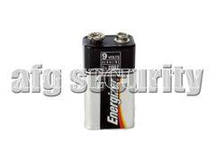 Bateria Energizer 9 V typu 6LR61