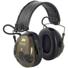 Ochronniki słuchu Peltor SportTac WS, zielony