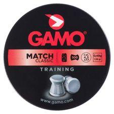 Śrut Gamo Match 250 sztuk, kal. 4,5 mm