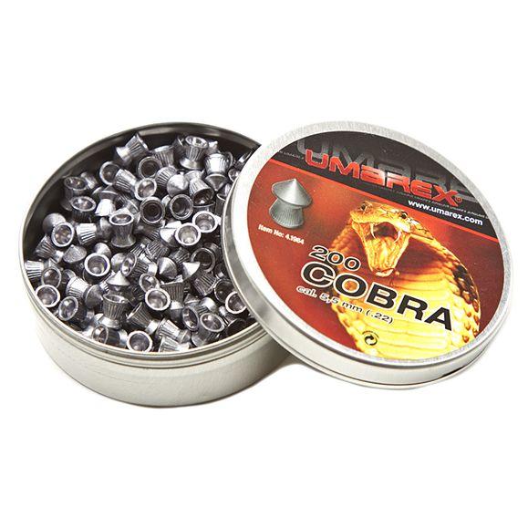 Śrut Diabolo Umarex Cobra, kal. 5,5 mm, 200 szt.