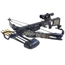 Kusza bloczkowa Xbow Sniper 150 lbs