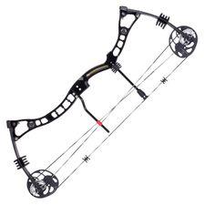 Łuk bloczkowy Ek-Archery AXIS 30-70 Lbs czarny