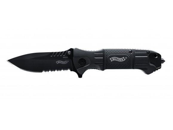 Nóż Walther Black Tac BTK