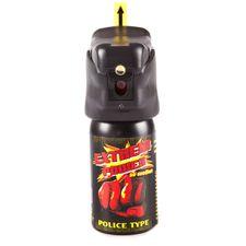 Gaz pieprzowy z latarką CR Extrem Power, 40 ml