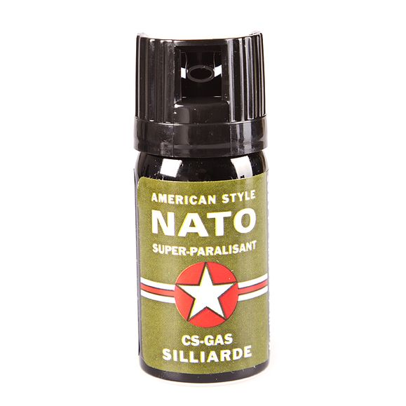Gaz obronny CS NATO AMERICAN, 40 ml
