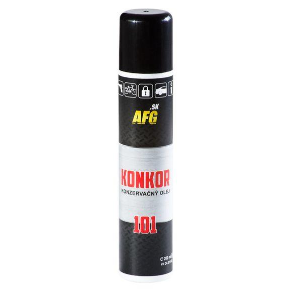 Olej do broni Konkor, 200 ml