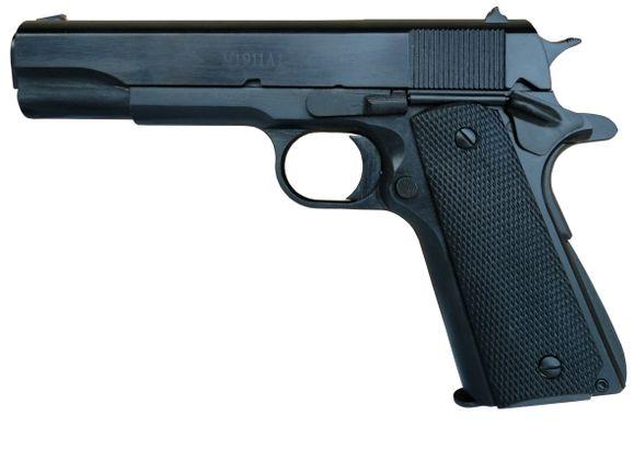 Pistolet Norinco 1911 A1 Standard, czarny, kal.45 ACP