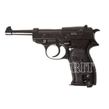 Gazowy pistolet Bruni P38 czarny kal. 8 mm