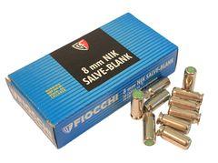 Naboje alarmowe Fiocchi 8 mm, 50 szt