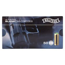 Naboje alarmowe Umarex, pistolet, 9 mm, 50 sztuk