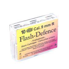 Naboje alarmowe Wadie z efektem świetlnym, 9 mm