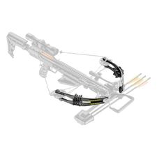 Ramiona Ek Archery do kuszy Accelerator 370 czarny 185 Lbs