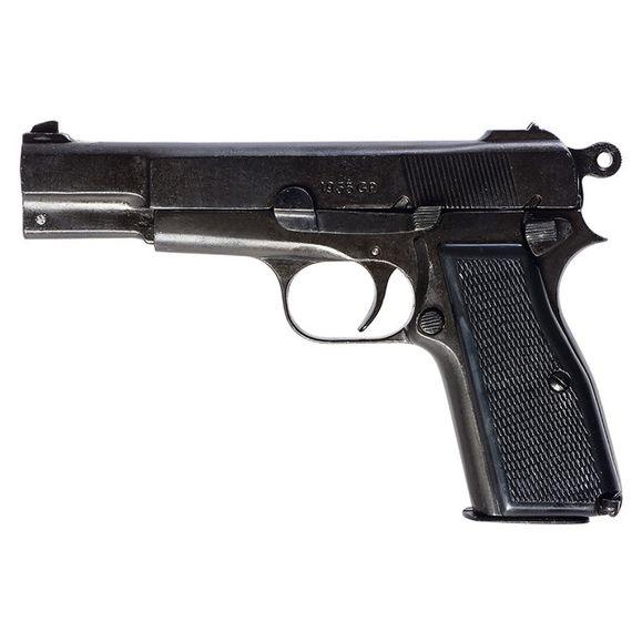 Replika pistoletu Belgia 1935, druga wojna światowa