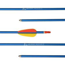 """Strzały Ek Archery do łuku 29"""" tarczowe, aluminiowe blue 1 szt"""