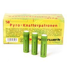 Flary Pyro sygnalizacyjne Zink Knatterpatronen