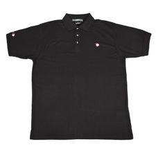 Koszulka z krótkim rękawem Gamo, kolor czarny, L