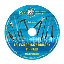 DVD treningowe do praktycznego wykorzystania pałki teleskopowej